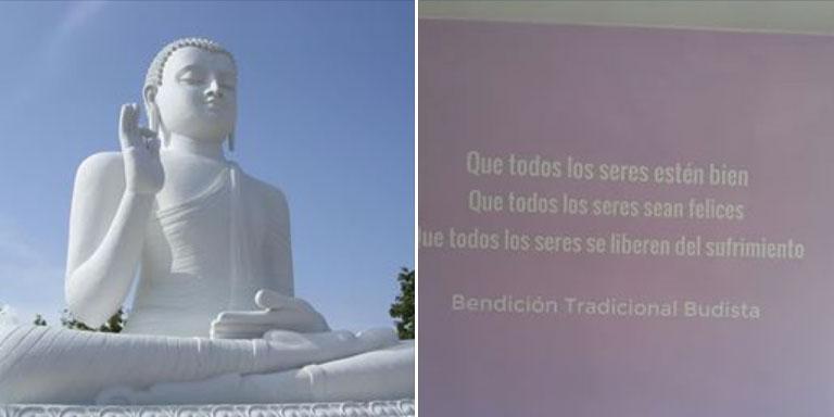 Reflexión - El Budismo