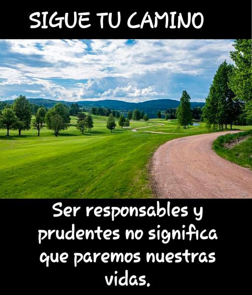 Reflexiones - Responsabilidad SI, Miedo NO