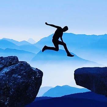 Reflexiones - ¿Quieres dar un gran salto?