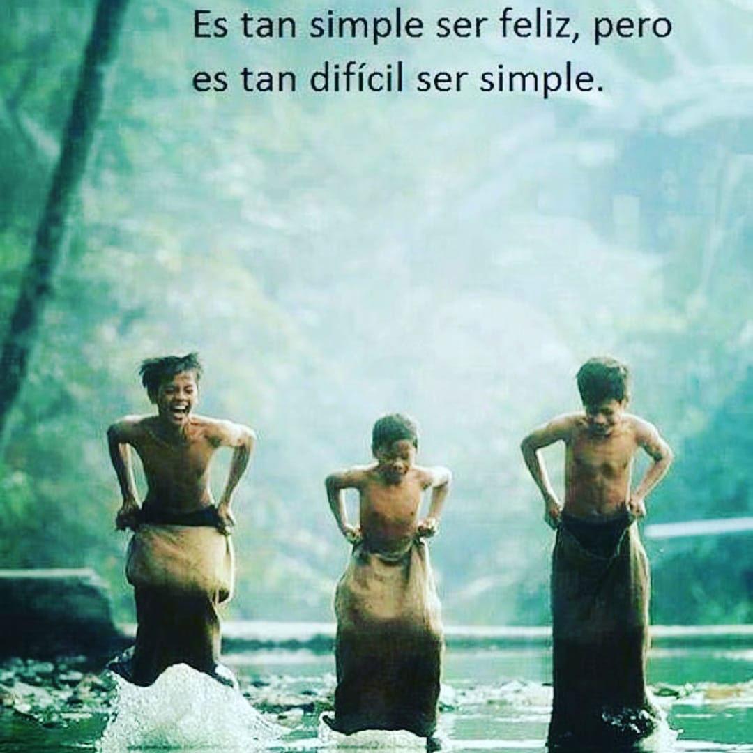 Reflexiones - Ser Simples