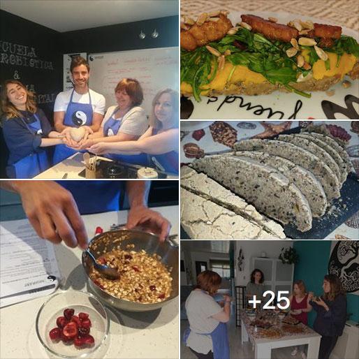 Resumen - Curso de Desayunos Energéticos. Almuerzos & Meriendas Saludables