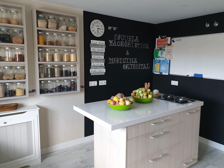 Cursos - Cocina Macrobiótica para la Familia