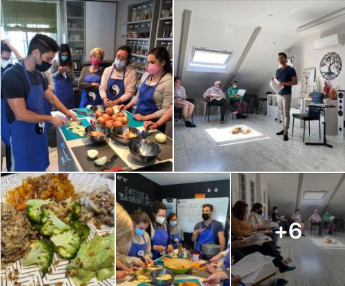 Resumen - Curso Introducción: Nutrición Energética, Salud y Cocina Macrobiótica