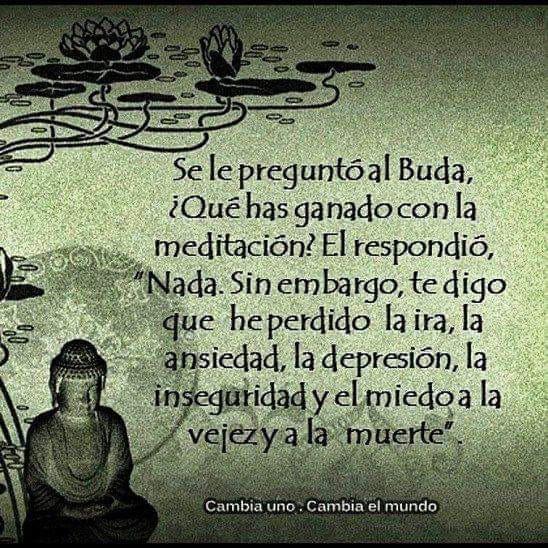 Reflexiones - Meditación