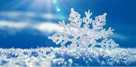 El arte de curar con el agua -copo nieve