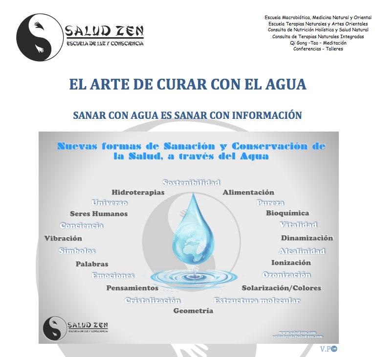 Artículo - El Arte de Curar con el Agua
