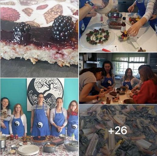 Resumen - Curso de Cocina Macrobiótica de Primavera