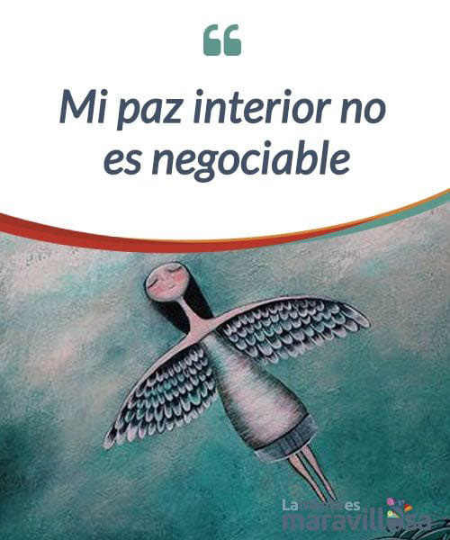 Reflexiones - Paz Interior