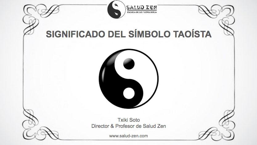 Conferencia - Significado del Símbolo Taoísta