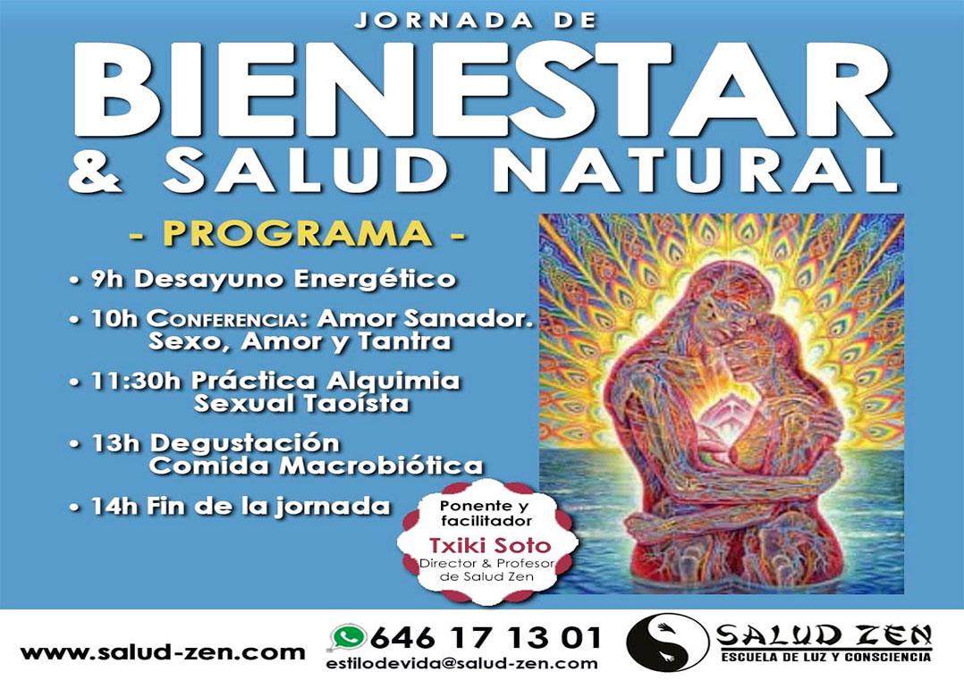 Jornada de Bienestar & Salud Natural