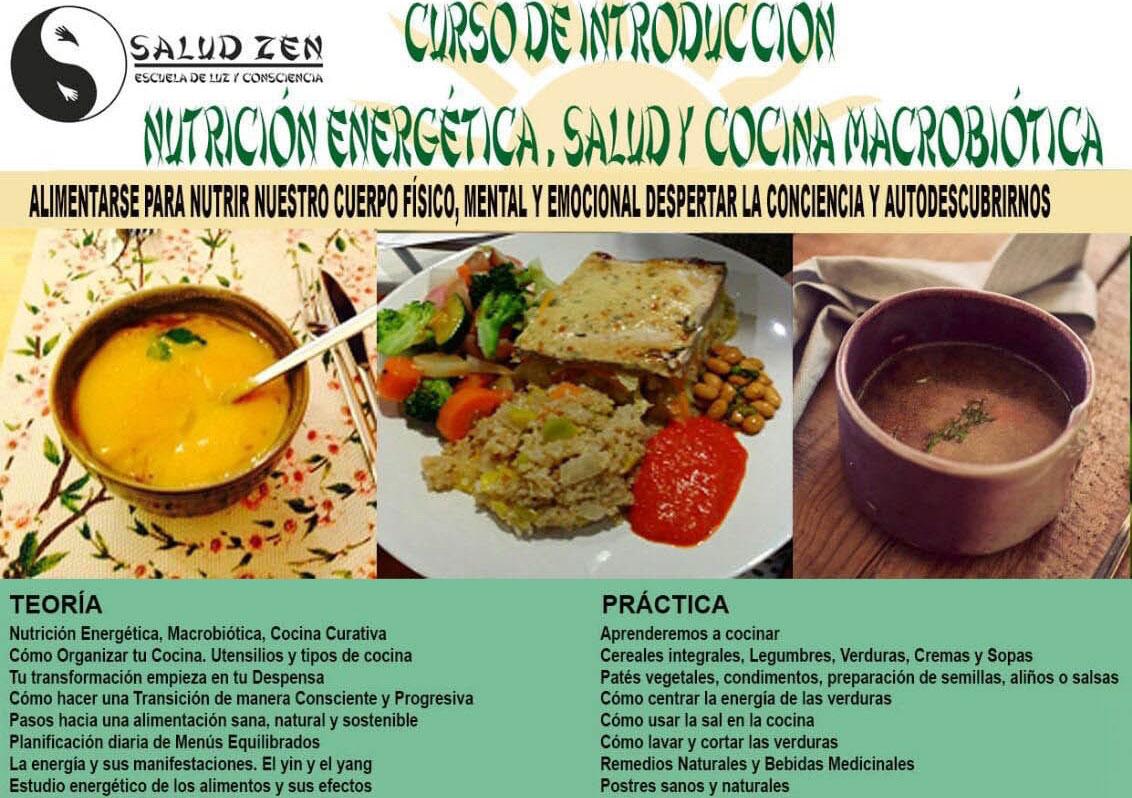 Introducción: Nutrición Energética, Salud y Cocina Macrobiótica