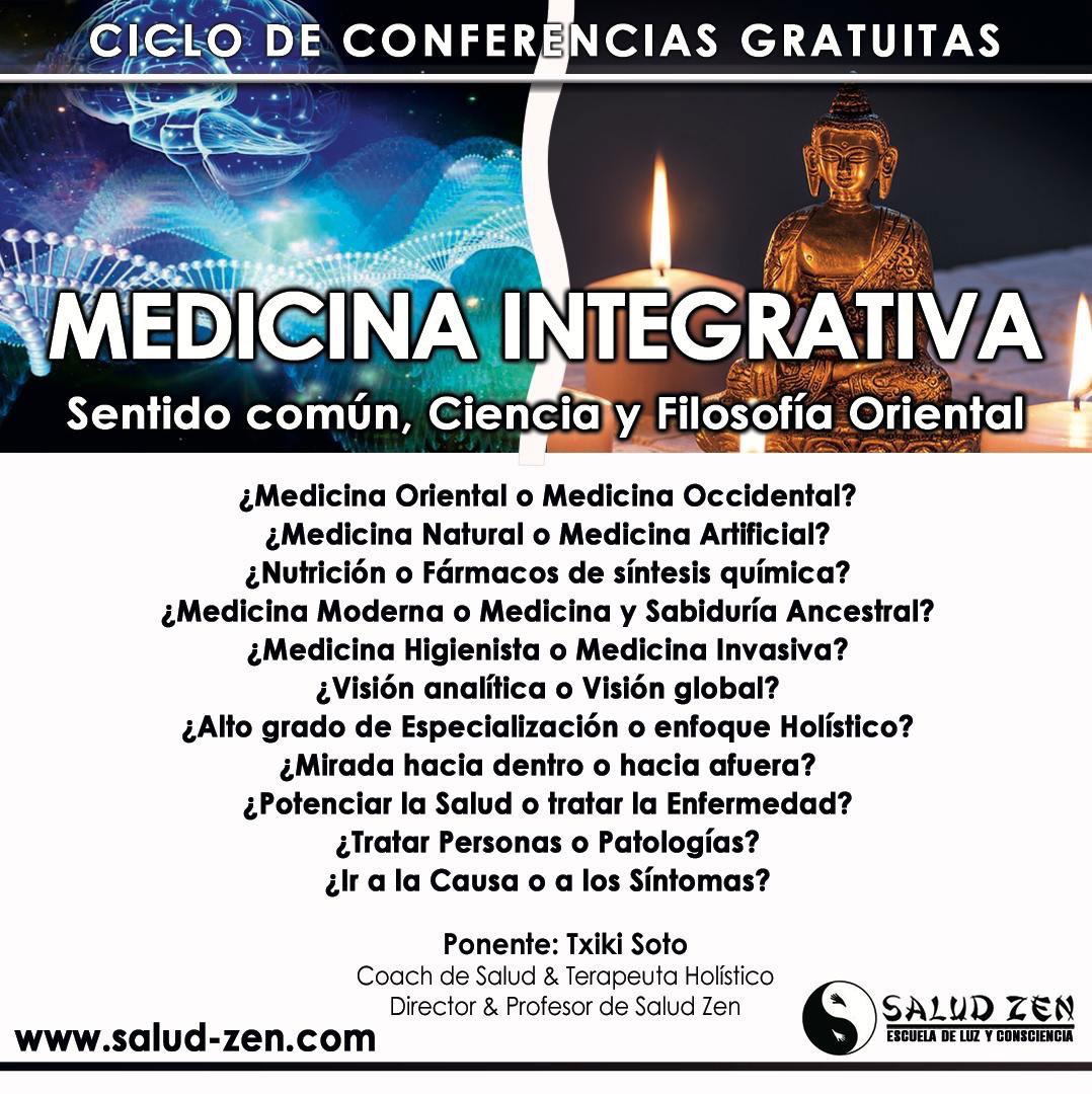 Conferencia-Medicina Integrativa