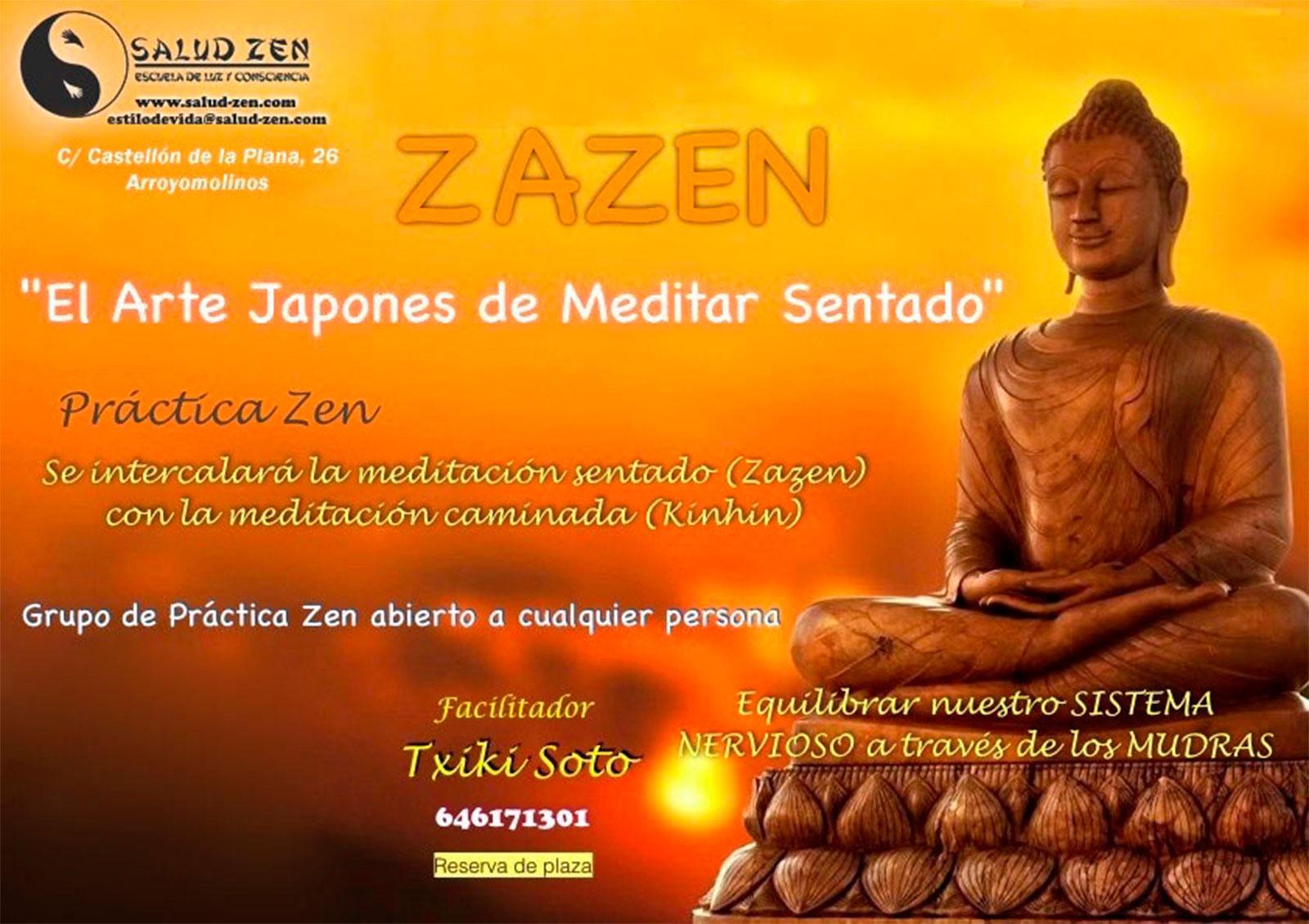 Zazen - El Arte Japonés de Meditar Sentado