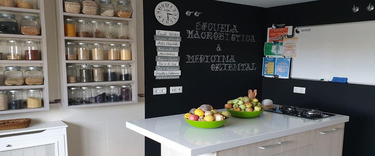 Escuela Macrobiótica & Medicina Oriental